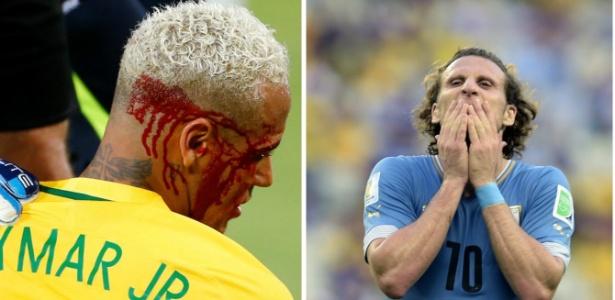 """Forlán diz que Neymar pode fazer firulas: """"Se está na regra, não vejo problemas"""""""