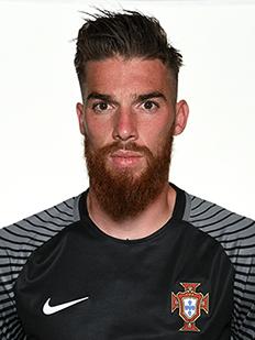 José Sá, goleiro de Portugal