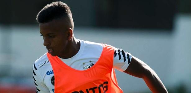 Rodrygo empolgou ainda mais após marcar o gol da vitória do Santos contra a Ponte