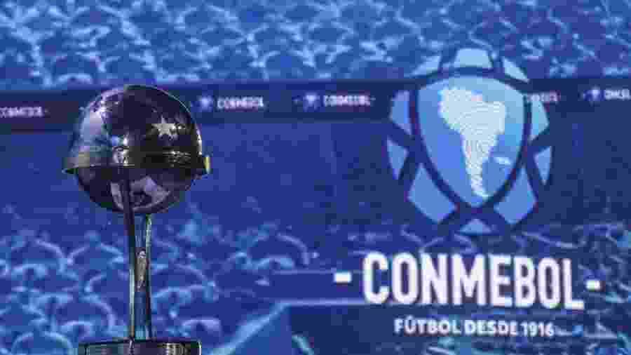 Sorteio da Copa Sul-Americana de 2018 - Conmebol/Divulgação