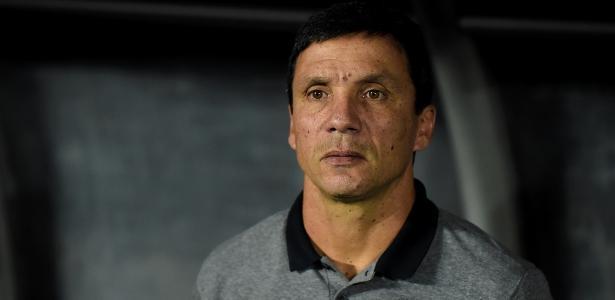 Zé Ricardo conseguiu tirar o Botafogo da parte mais baixa da tabela do Brasileirão - Vitor Silva/SSPress/Botafogo