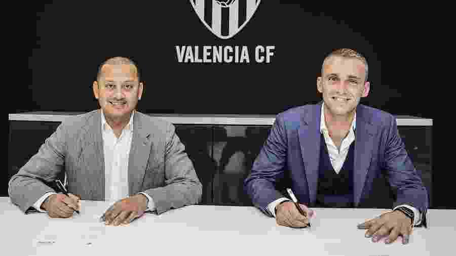 Cillessen assina contrato com o Valencia - Divulgação/Valencia