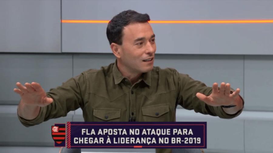 Rizek vê Flamengo irreconhecível em final e exalta Fluminense: Melhor
