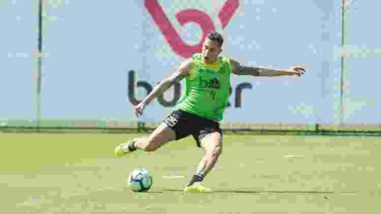 Piris da Motta - Alexandre Vidal/Flamengo - Alexandre Vidal/Flamengo
