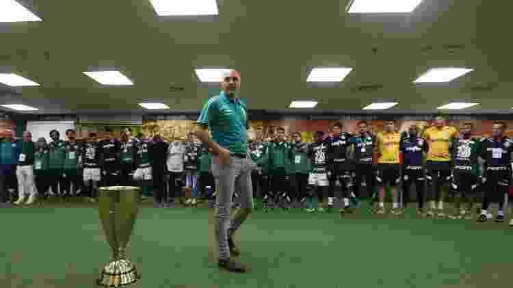 Maurício Galiotte, presidente do Palmeiras - Cesar Greco - Cesar Greco