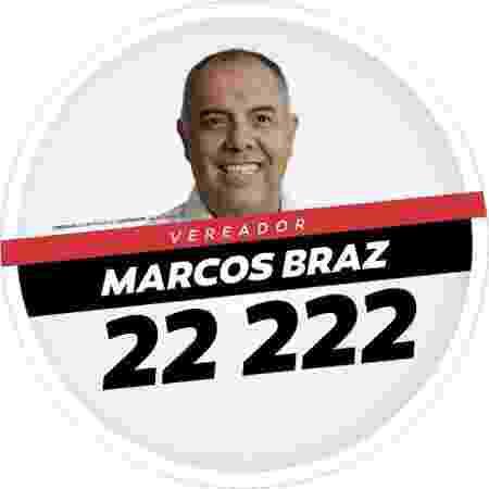 Marcos Braz, vice de futebol do Flamengo, concorreu a cargo de vereador - Divulgação - Divulgação