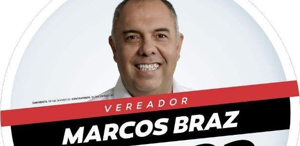 Marcos Braz:Outros do Fla foram candidatos e jamais tiveram tamanho mimimi