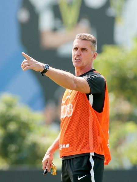 Vagner Mancini será o técnico do Corinthians na Copa Sul-Americana 2021 - Rodrigo Coca/Agência Corinthians