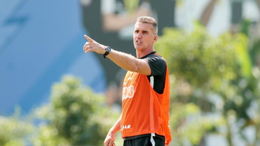 Vagner Mancini no treino do Corinthians - Rodrigo Coca/Agência Corinthians