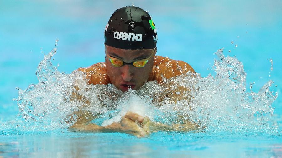 O brasileiro Felipe Lima em ação nas Olimpíadas de Tóquio 2020.  - Maddie Meyer/Getty Images