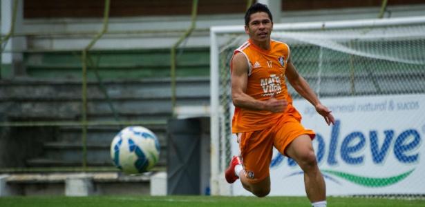 Osvaldo lembrou também das lesões no seu início de trajetória no Fluminense