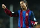 Ronaldinho diz que decisão de deixar Barça em 2008 foi só sua