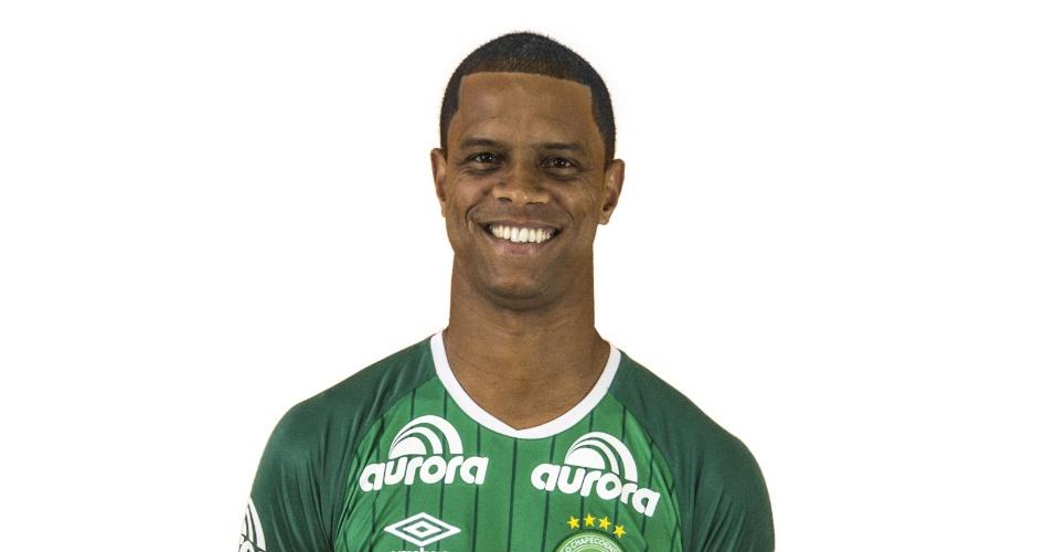 Bruno Rangel, atacante da Chapecoense
