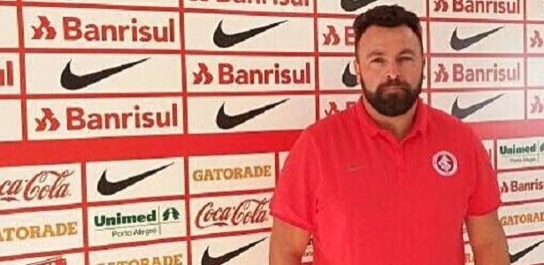 Diego Cabrera é o novo responsável pelas categorias de base do Internacional