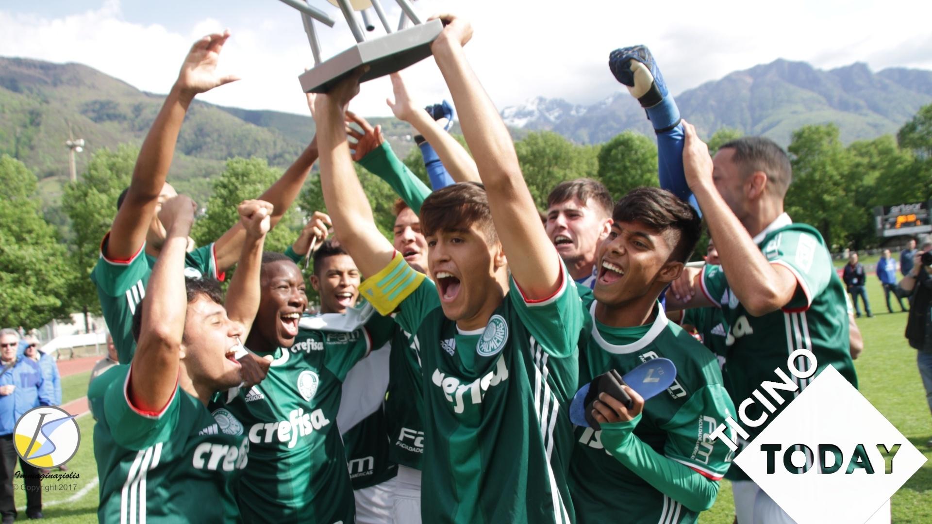 Palmeiras título sub-18