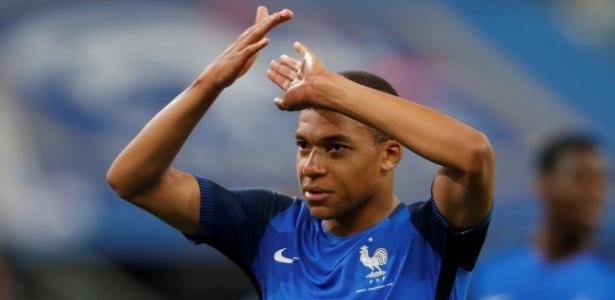 Mbappé, promessa do Monaco, seria um dos alvos do PSG