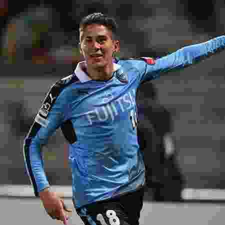 Elsinho, lateral - J.League/Reprodução  - J.League/Reprodução