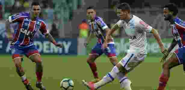 Para não sair mais do G-6! Cruzeiro recebe o Bahia com força total neste domingo - Betto Jr/Light Press/Cruzeiro