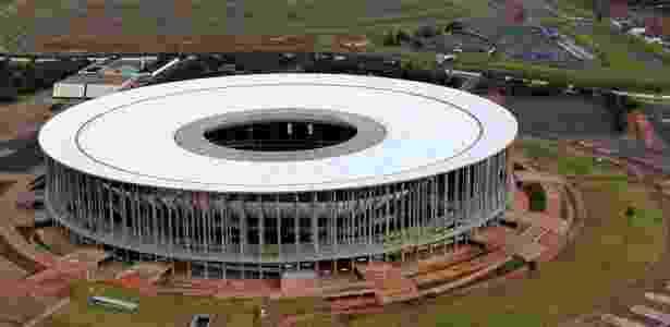 Auditoria no Mané Garrincha revelou possível superfaturamento de R$ 106 milhões - Ueslei Marcelino/Reuters