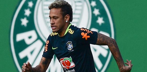 [VÍDEO] Neymar assume um dos motivos dele ser palmeirense