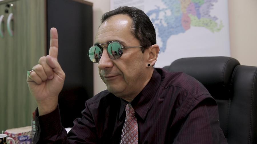 O senador Jorge Kajuru (GO), hoje no Cidadania, deve se filiar ao Podemos - UOL