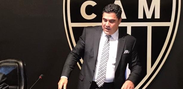 Sérgio Sette Câmara é o novo presidente do Atlético-MG