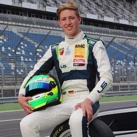 David Schumacher é sobrinho de Michael e filho de Ralf - Reprodução/Instagram