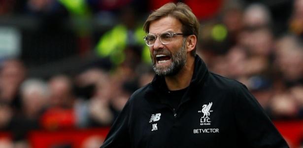 Jurgen Klopp, técnico do Liverpool, acredita que o time dará trabalho ao City