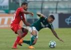 Palmeirenses minimizam atuação e valorizam resultado contra o Inter - Daniel Vorley/AGIF