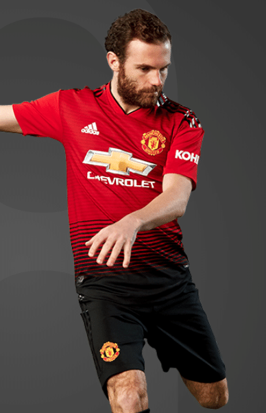 Juan Mata, meia do United