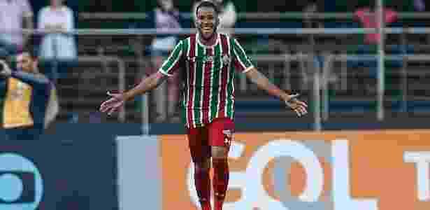 Everaldo vem subindo de produção no Fluminense - Marcello Zambrana/AGIF