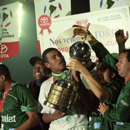 Palmeiras campeão da Libertadores esteve entre as reprises da Globo - Joel Silva/Folhapress