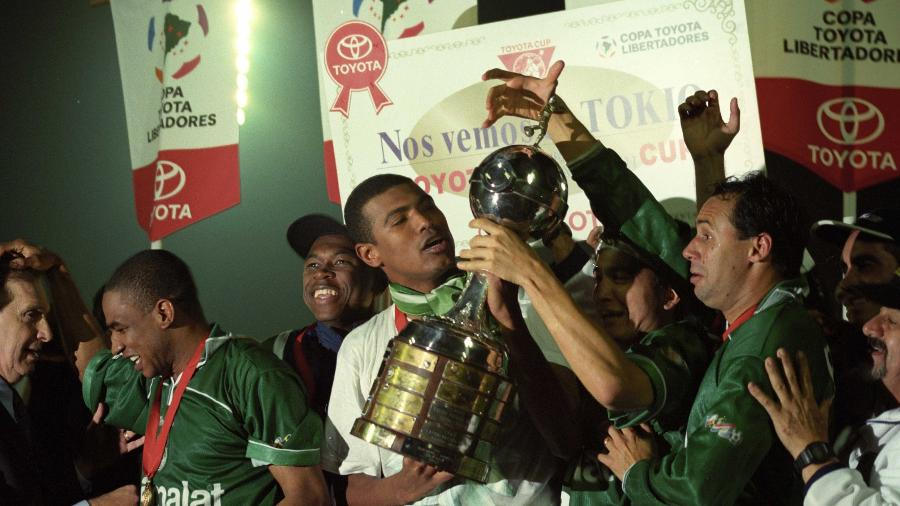 Globo anuncia reprise de Palmeiras X Deportivo Cali pela Libertadores; veja quando