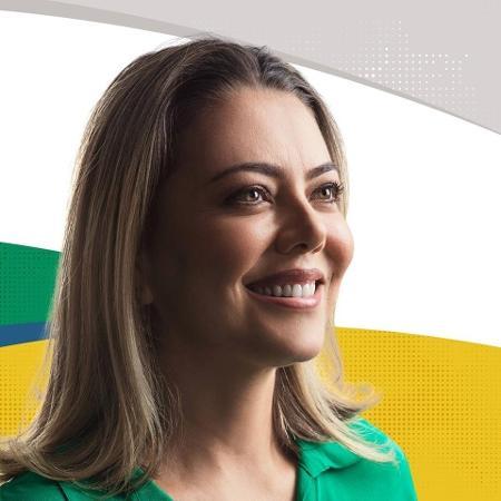 """Leila """"do vôlei"""" foi eleita senadora pelo PSB do Distrito Federal - divulgação"""