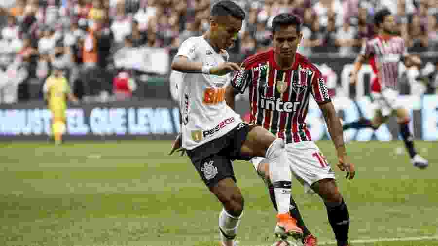 Equipes se reencontram um mês após final que coroou o Corinthians como tricampeão estadual - Rodrigo Gazzanel/Ag. Corinthians