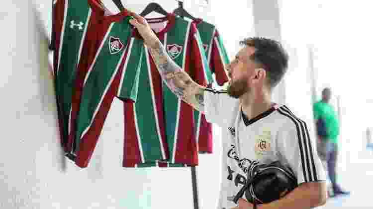 @FluminenseFC/Twitter