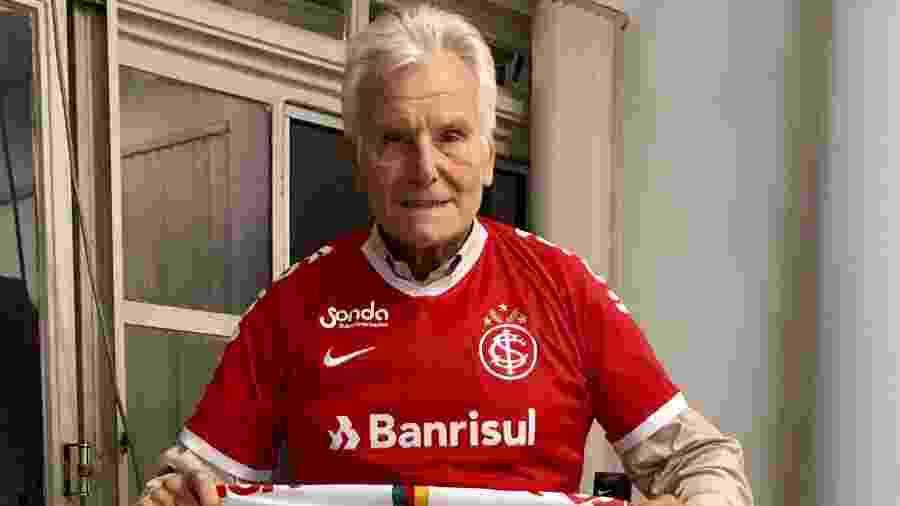 Delcir Sonda perdoou dívida milionária do Inter no ano passado e também estampou marca em uniformes - Divulgação