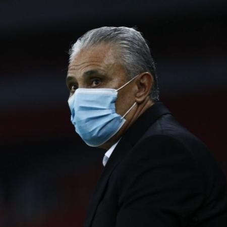 Tite, técnico da seleção brasileira - Reuters