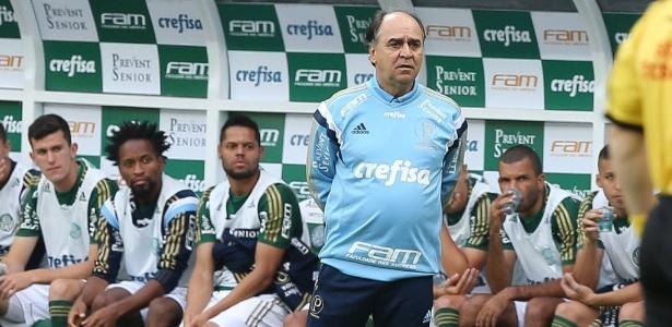 Campeão da Copa do Brasil no Palmeiras, Marcelo sofre pressão com falta de resultados
