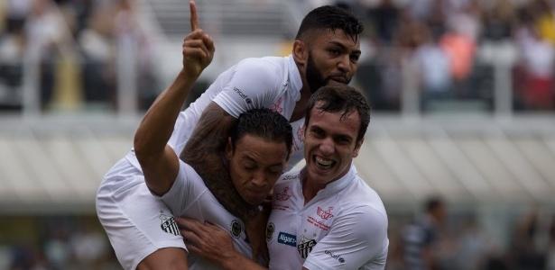 Dos dez gols sofridos do Santos no ano, oito deles aconteceram no segundo tempo