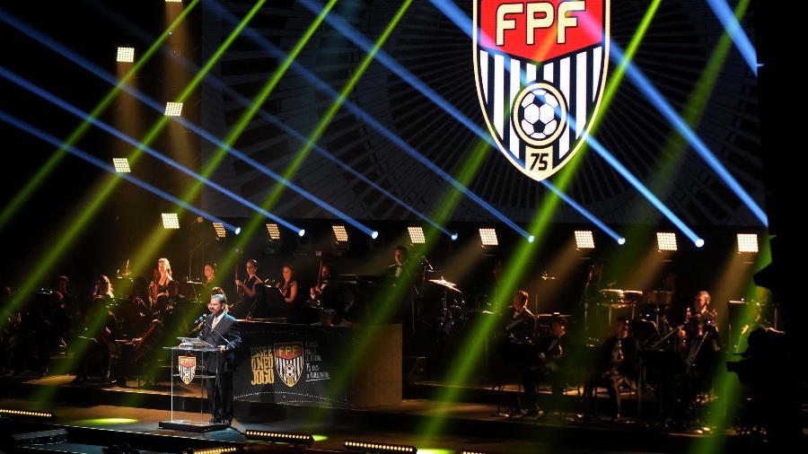 Reinaldo Carneiro Bastos, presidente da Federação Paulista de Futebol - Rodrigo Corsi/FPF
