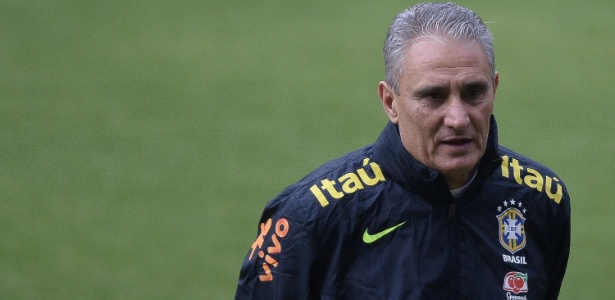 Tite faz sua estreia pela seleção brasileira nesta quinta, contra o Equador