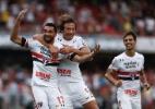 Gosto especial? Trunfos do São Paulo têm histórico com o Corinthians - Marcello Zambrana/AGIF