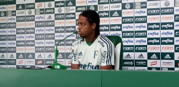 Keno quer o foco no Red Bull, mas já fala sobre a Libertadores