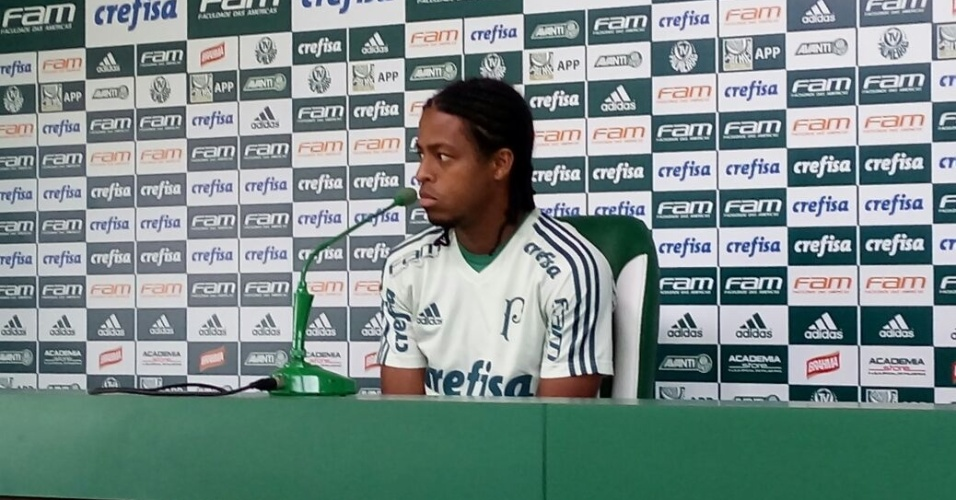 Keno Palmeiras fala