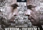 UFC confirma luta entre Werdum e Overeem para 8 de julho