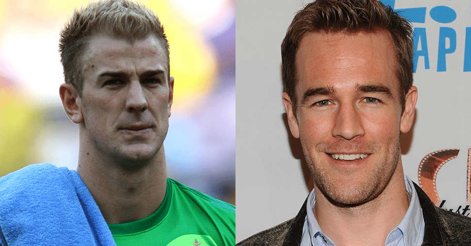 "JOE HART - James Van Der Beek, de ""Dawson's Creek"""