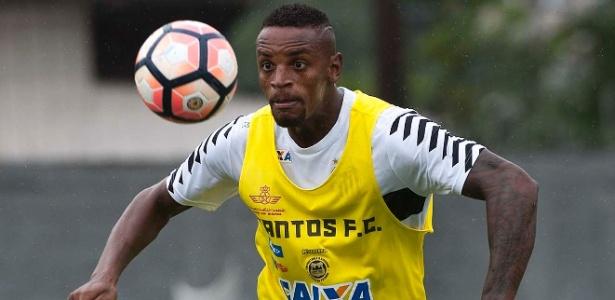 Zagueiro Cleber ainda pode deixar o Santos e se transferir para o São Paulo