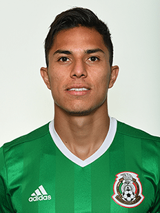 Carlos Salcedo, zagueiro do México