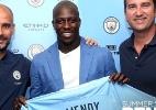 Manchester City oficializa contratação de lateral Mendy, do Monaco